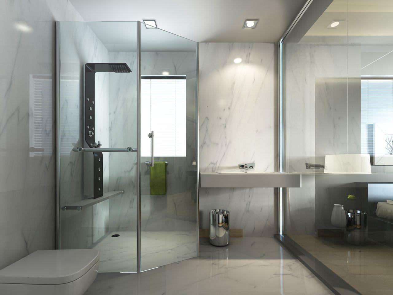 Trendy urządzania łazienek w sezonie 2019